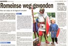 Fectio in the newspapers!